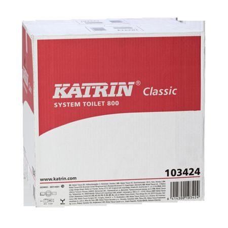 KATRIN PAPIER TOILETTE ROULEAU 103424