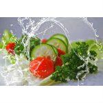 Assainissant légumes et fruits chloré HACCP