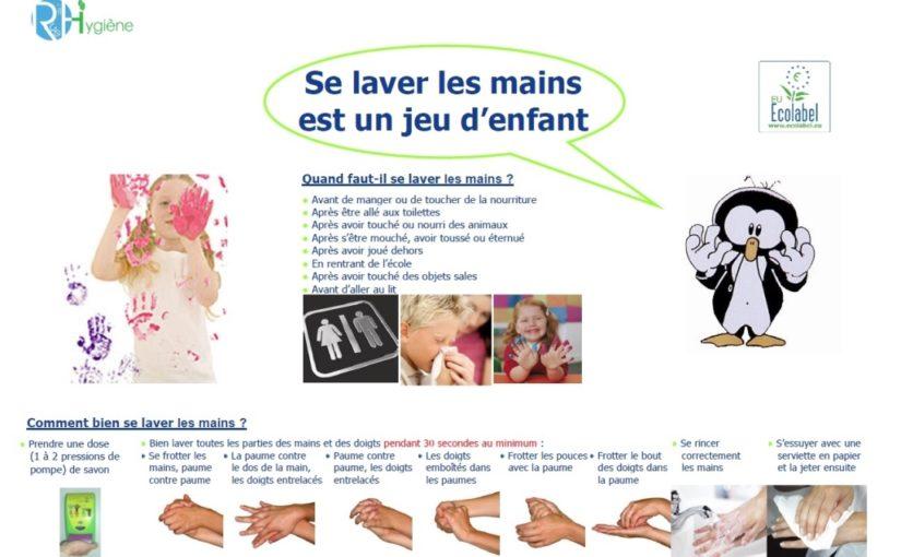 Protocole De Lavage Des Mains L Outil D Aide Pour Une Bonne Hygiene