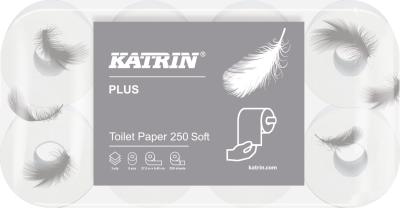 Papier toilette 3 plis Katrin