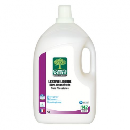 Arbre Vert Lessive liquide concentrée