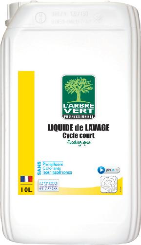 Liquide lavage écologique Arbre Vert
