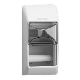 Distributeur papier toilette double rouleau Katrin 92384