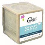 Savon de marseille cube 600 gr Gloss