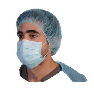 masque chriurgical jetable 3 plis