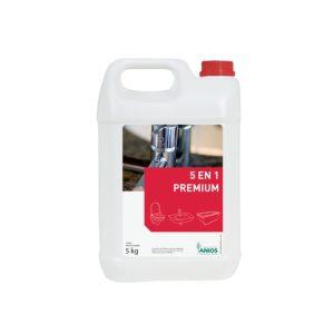 anios 5 en 1 bidon 5 litres entretien et desinfection sanitaire