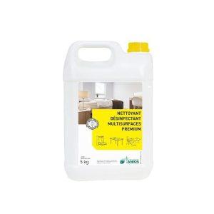 nettoyant desinfectant anios multisurfaces premium bidon 5 litres
