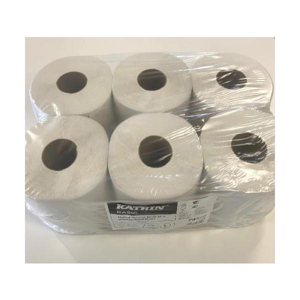 bobine essuyage devidage central katrin 450 formats
