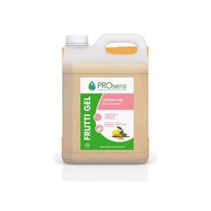 ecocert frutti gel savon gel parfume bidon 5 litres