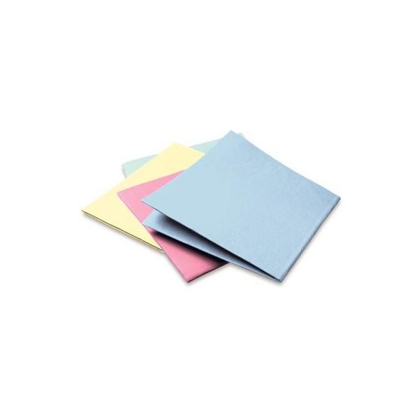 lavette microfibre evolon non tisse bleue vileda