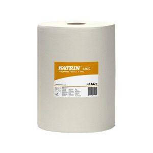 katrin basic 1000 lot de deux bobines papier essuyeur