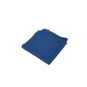 lavette microfibre bleu special vitre