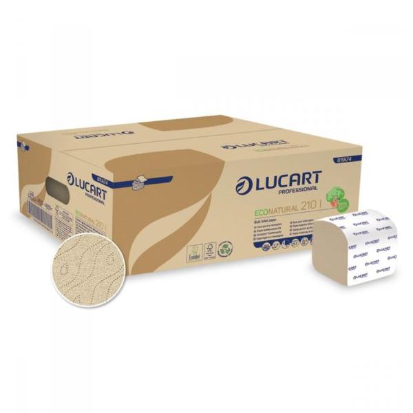 lucart papier toilette plie ecologique econatural