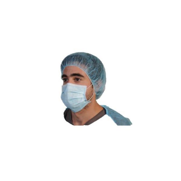 masque jetable chirurgical 3 plis boite de 50