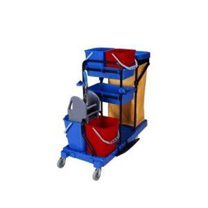 mathis-chariot-d-entretient-plasqtique-acier-complet-pas-cher-menage-lavage-presse-a-machoire-rue-hygiene