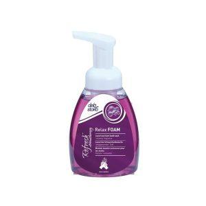 mousse lavante mains parfumee refresh relax foam