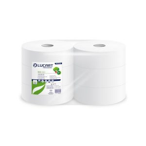 papier hygienique jumbo ecolucart 380 metres