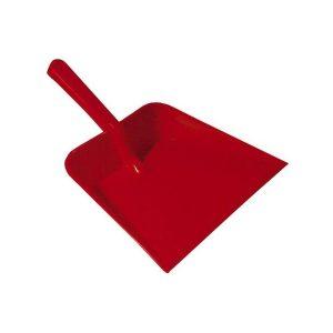 pelle-poussiere-plastique-rouge-rue-hygiene