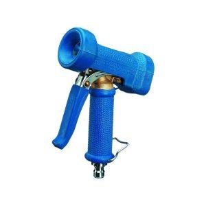 pistolet-bleu-ergo-avec-protection-pour-centrale-desinfection-rue-hygiene