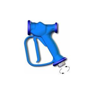 pistolet ergonomique pour centrale de desinfection