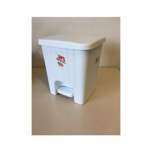 poubelle pedale 4 litres