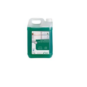 Anios 3 en 1 prémium fraicheur 5 L detergent désinfectant neutre sol
