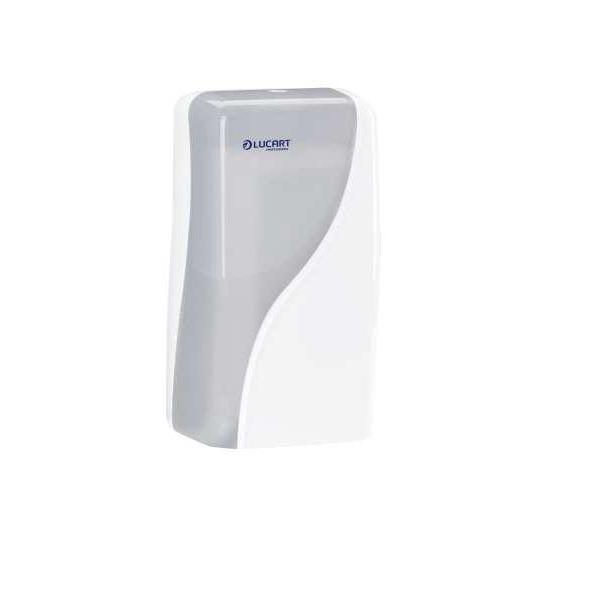 distributeur papier toilette feuille à feuille lucart