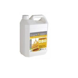 dbo citron vert 5 litres exeol bactéricide odorant