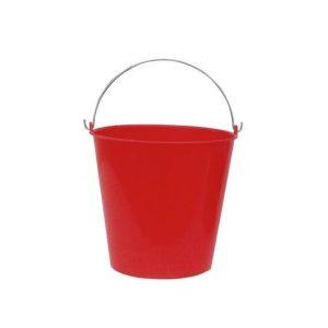 seau rond plastique 10 litres
