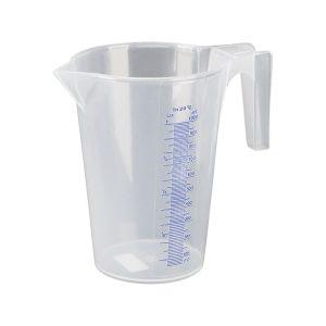 verre doseur gradue 1 litre