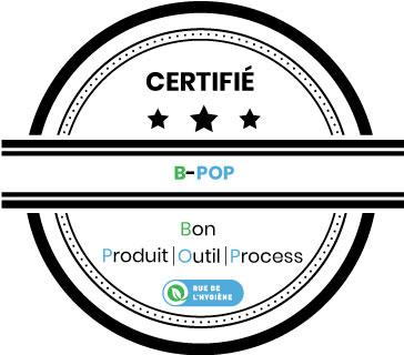 logo bpop certifié