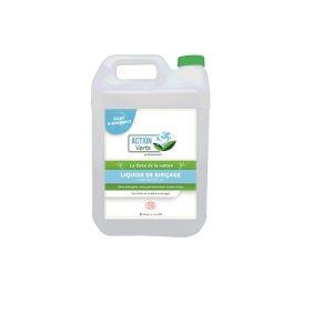 Liquide rinçage lave vaisselle Ecocert ACTION VERTE