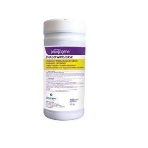 lingette désinfectante phagogene DASR sans rinçage alimentaire