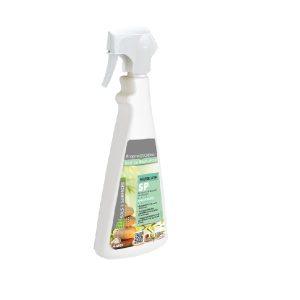 Flacon spray surdorant fleur de coton