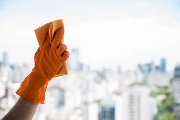 Nettoyage des fenêtres