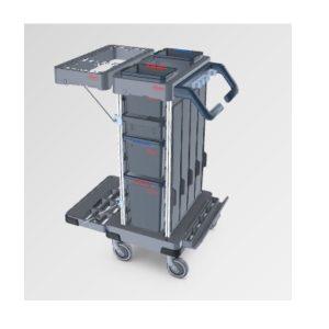 chariot menage origo 2 ax ultra compact vileda